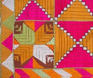 phulkari embroidery designs
