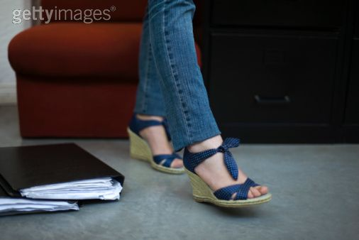 high heels types