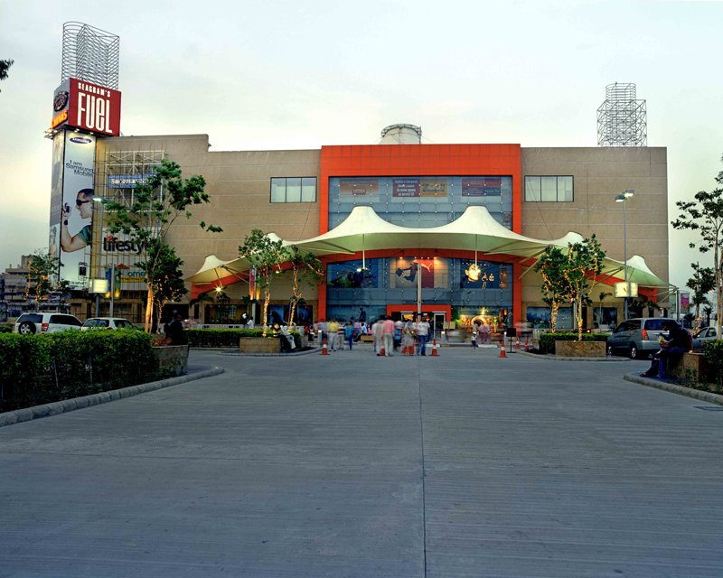 Shopping malls in Delhi The Great India Place, Noida