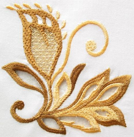 What Is Cutwork Designs  Hand Made Cutwork Embroidery